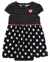 Child of Mine made by Carter's Newborn Girls' 1 piece Outfit - Polka Dot 6-9 months