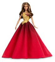 Barbie Holiday Latina Doll