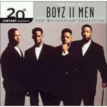 Boyz II Men - 20th Century Masters: The Millennium Collection - The Best Of Boyz II Men