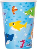 8 Baby Shark Tasses