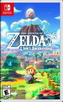 Jeu vidéo The Legend of Zelda Link's Awakening pour (Nintendo Switch)