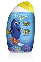 L'Oréal Kids Disney Finding Dory Coral Melon 2-in-1 Smoothie Shampoo
