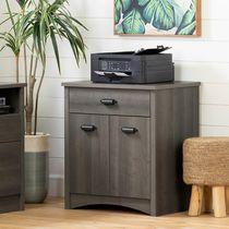 South Shore Gascony Printer Cabinet