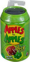 Mattel - Dice Games Apples to Apples