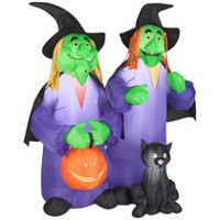 Airblown® Inflatable Trick-or-Treat Witches