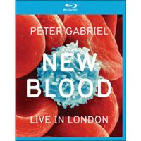 Peter Gabriel - New Blood: Live In London (Music Blu-ray)