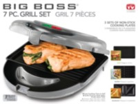 Big Boss 7pc. Grill Set