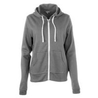 George Women's Cotton Blend Hoody Grey XS