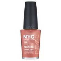 NYC New York Color In A New York Minute Nail Color Central Park