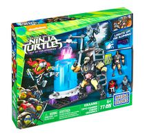 Mega Bloks Teenage Mutant Ninja Turtles - Kraang Cryo Chamber Building Set