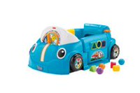 Fisher-Price Laugh & Learn Crawl Around Car - French Edition