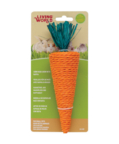 Living World Nibblers Corn Husk Chews