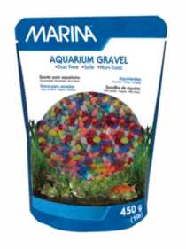 Marina decorative natural gravel natural grey creek 10 for Walmart fish gravel