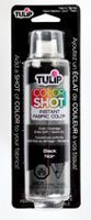 Tulip ColorShot Black Instant Fabric Colour Spray