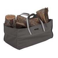 Classic Accessories Ravenna Jumbo Log Carrier, 1 Size