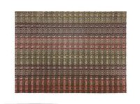 hometrends Fall Stripe Placemat
