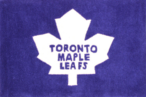 "NHL Rug Toronto Maple Leafs Rectangle 2' 0"" x 3' 0"""