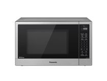 Panasonic NNST67KS Mid-Size 1.2 cft. Genius Inverter Microwave Oven, Stainless Steel