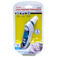 MOBI DualScan Prime Ear & Forehead Thermometer