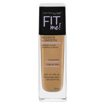 Maybelline New York Fit Me Hydrate + Smooth Fond de teint Beige doré