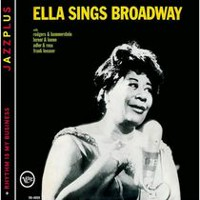 Ella - Ella Sings Broadway: Rhythm Is My Business