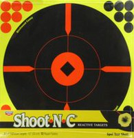 E & F ShootNC 30 cm Bull's -eye- Cible 3 cibles