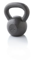 Golds Gym, kettlebell 35 lbs