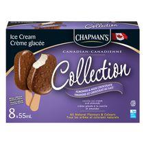 Chapman's Canadian Collection Almonds & Milk Chocolate Ice Cream Bar