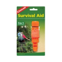 Coghlan's 5-in-1 Survival Aid Tool