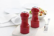 Trudeau Maison Century Red 4.5-inch Salt and Pepper Shakers