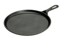 Lodge® Cast Iron Round Griddle, 10.5""