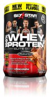 Six Star Elite Series Whey Protein Plus Triple Chocolate Powder