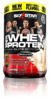 Six Star Elite Series Whey Protein Plus Vanilla Cream Powder