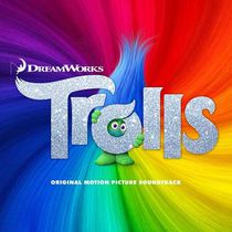 DreamWorks Trolls Various Artists Soundtrack