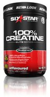 Six Star Elite Series 100% Creatine Powder