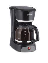 Sunbeam 12 Cup Black Switch Coffee Maker