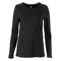 George Women's Crewneck Tee Black M