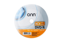 DVD-R 10PACK SHRINK WRAP