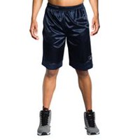 Short de basketball All Court AND1 pour hommes Marine G