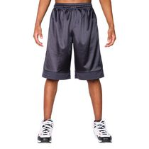 AND1 Men's All Court Basketball Shorts Nine Iron X-Large
