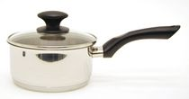 Starbasix Stainless steel 2.4 qt Sauce Pan with Lid