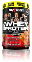 Six Star Elite Series Whey Protein Plus Salted Caramel Powder