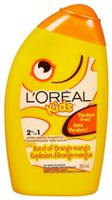 L'Oréal Paris Kids Tasty Orange-Mango 2- In -1  Extra Gentle Shampoo