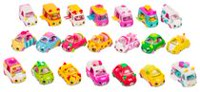Shopkins Cutie Cars Single Diecast Vehicle (includes Mini Shopkin)