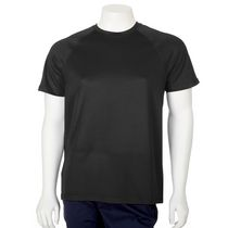 Athletic Works Men's Performance T-Shirt Black 2XL/2TG