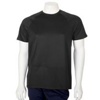 T-shirt de performance Athletic Works pour hommes Noir M/M