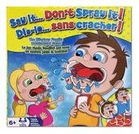 Say It...Don't Spray It! Mouthguard Game Set