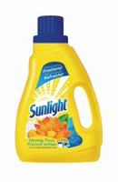 Sunlight Triple Clean Morning Fresh HE Laundry Detergent