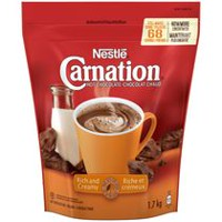 Pouche en Chocolat chaud CARNATION Riche