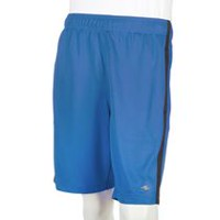 Athletic Works Men's Mesh Short Blue L